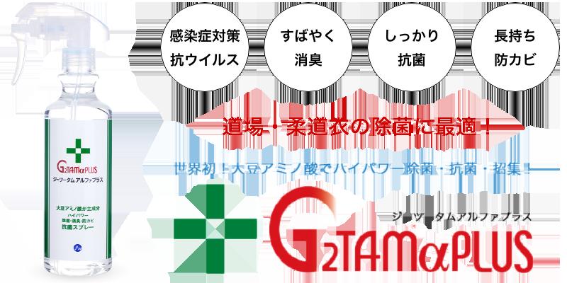 G2TAMαPLUS